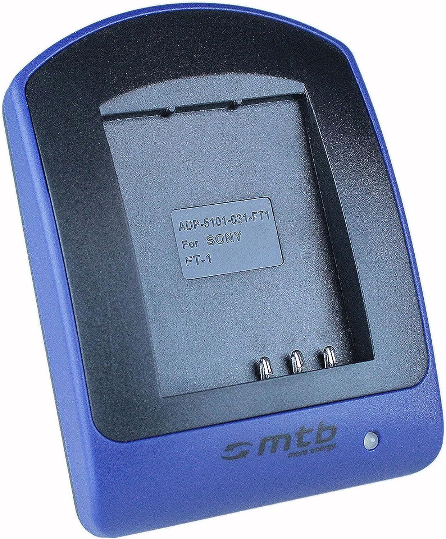 Cargador (Micro-USB, sin Cables/adaptadores) para Sony NP-BD1 / Cyber-Shot DSC-TX1 T300 T700 T900. - Ver Lista