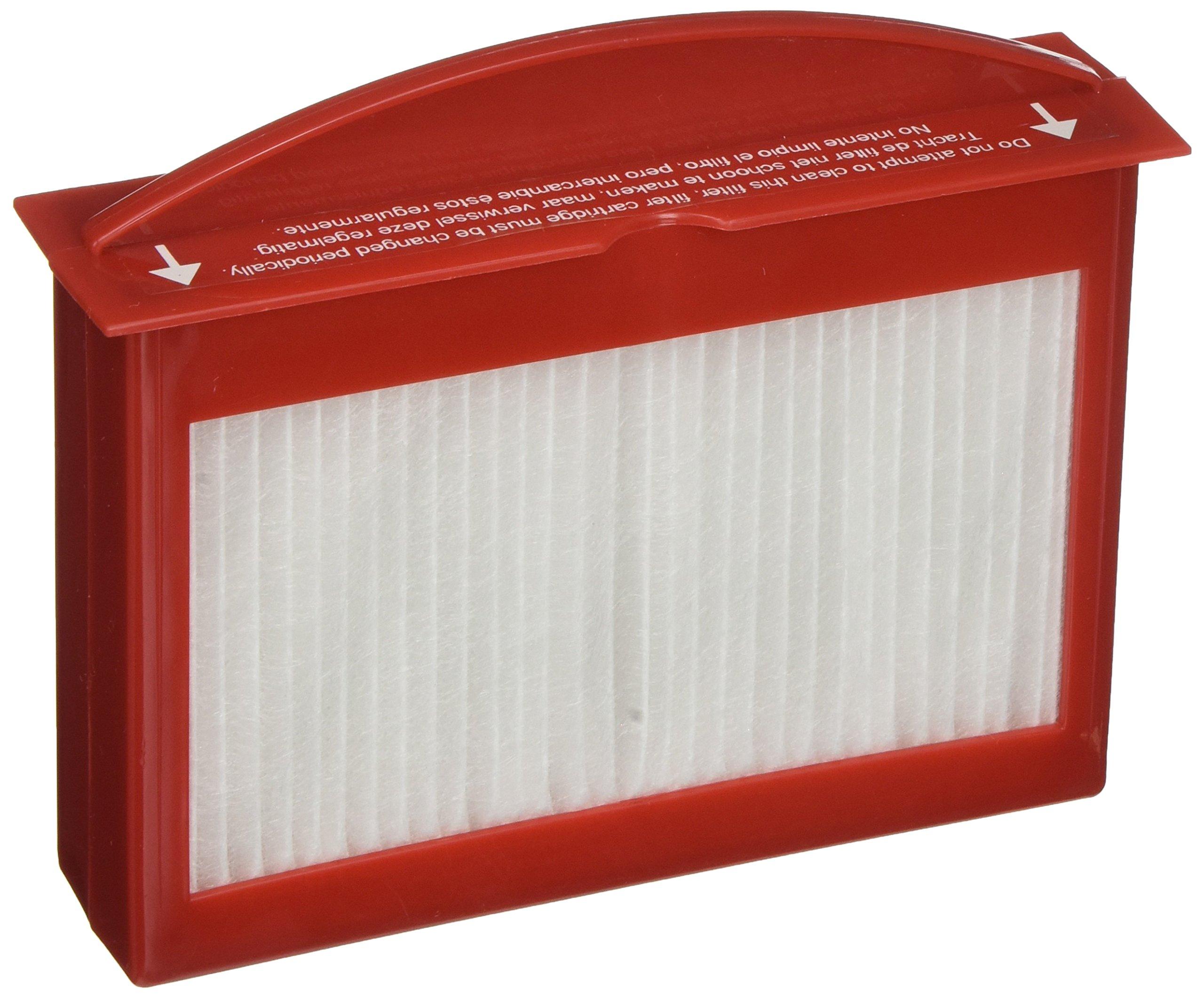 Exhaust filter Hepa (Red)