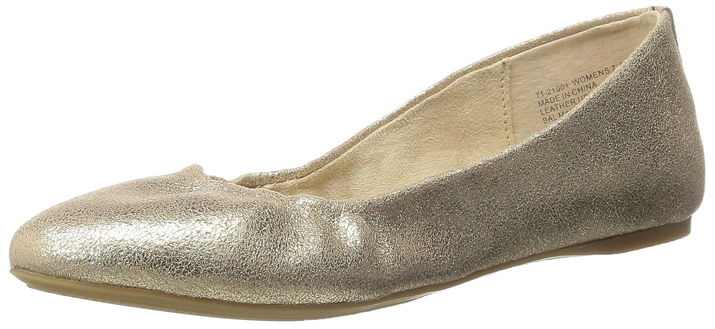 G.H. Bass & Co.. Women's Felicity Ballet Flat B01APXIYLS 11 B(M) US|Gold