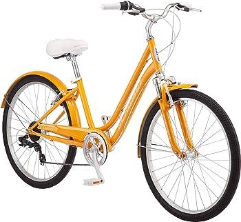 Schwinn Suburban Womens Classic Comfort Hybrid Bike