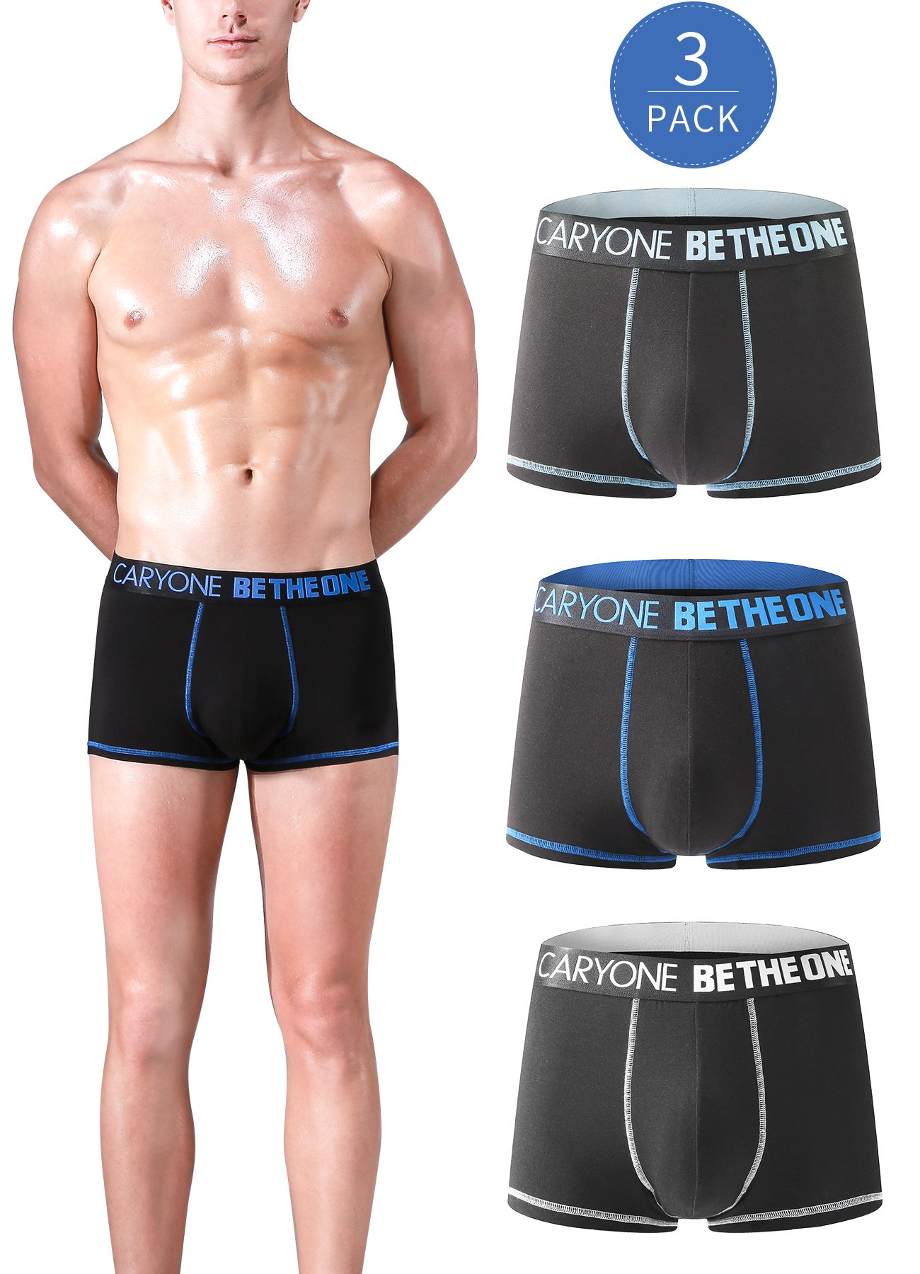 c9a2b9675 Men s Micro Modal Quick Dry Ultra Soft Second Skin Boxer