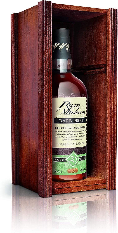 Malecon Rare Proof - Ron, 700 ml