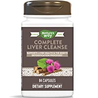 Nature's Way Complete Liver Cleanse, 84 Veg Capsules