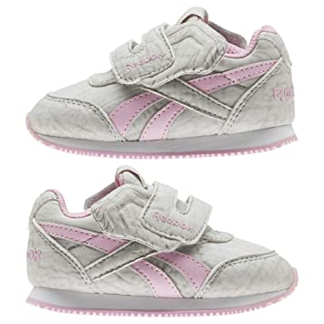 ece609d2 Reebok Royal cljog 2 KC Trainers, Girls, Grey - (elephant-cloud Grey ...