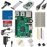 Vilros Raspberry Pi 3 Ultimate Starter Kit--UK Edition