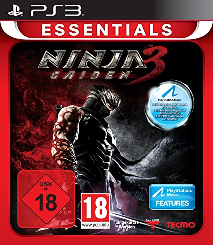 Ninja Gaiden 3 Essential [Importación Alemana]: Amazon.es ...