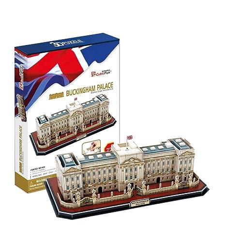 CubicFun Buckingham Palace London UK 3D Puzzle