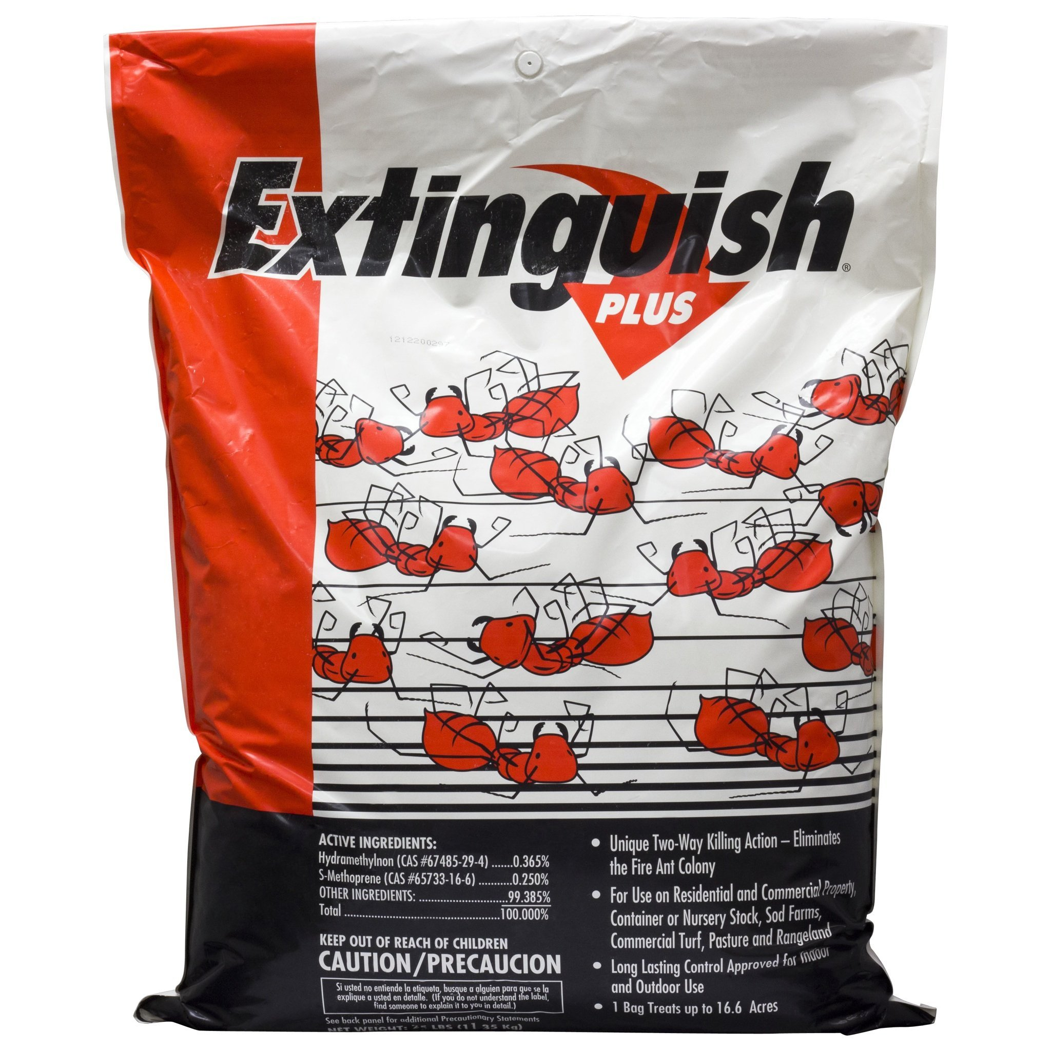 Extinguish Plus Fire Ant Bait-25 lb 55555355 by Wellmark International