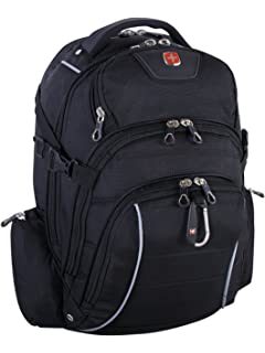 e42b2baed19 Swiss Gear International Carry-On Size Rainproof Backpack for laptop - Fits  15.6-Inch