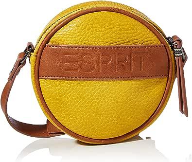 Esprit 080EA1O301, Bandolera para Mujer, 720/latón amarillo, Einheitsgröße