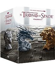 Il Trono di Spade Stagioni 1 – 7 (34 DVD) - Premium Edition