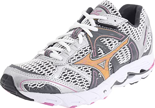 mizuno mens running shoes size 9 youth gold toe roller