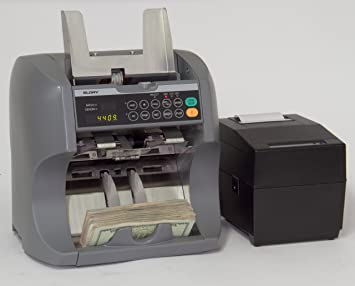 Glory GFR-S90V Currency/Note/Bill Counter With Advanced Counterfeit