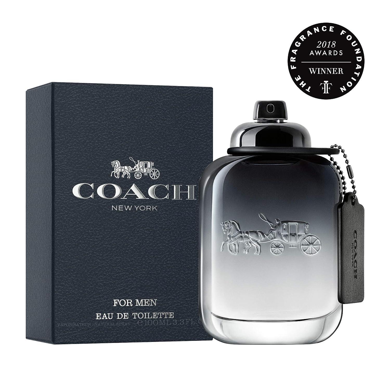2fc525c2c6bd Coach New York Eau de Toilette Spray For Men, 3.3 Fl Oz: Amazon.ca: Luxury  Beauty