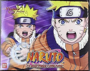 Pack Baraja De Cartas Naruto Shippuden (10 Unidades): Amazon ...