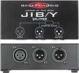 Galaxy Audio JIB/Y Splitter