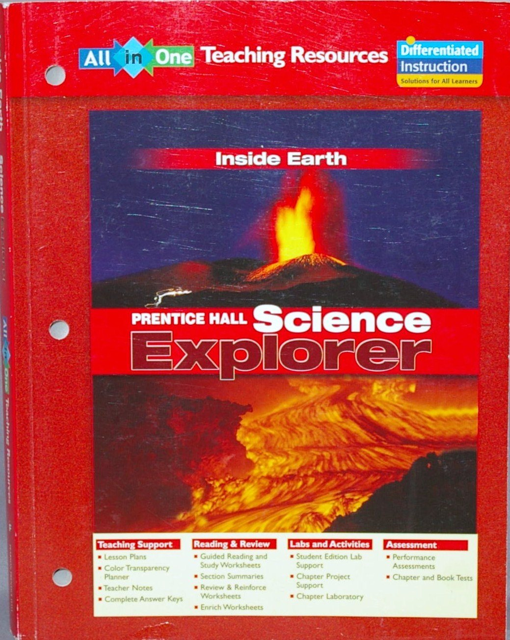 All in One TEACHING RESOURCES Inside Earth Prentice Hall Science – Prentice Hall Worksheet Answers