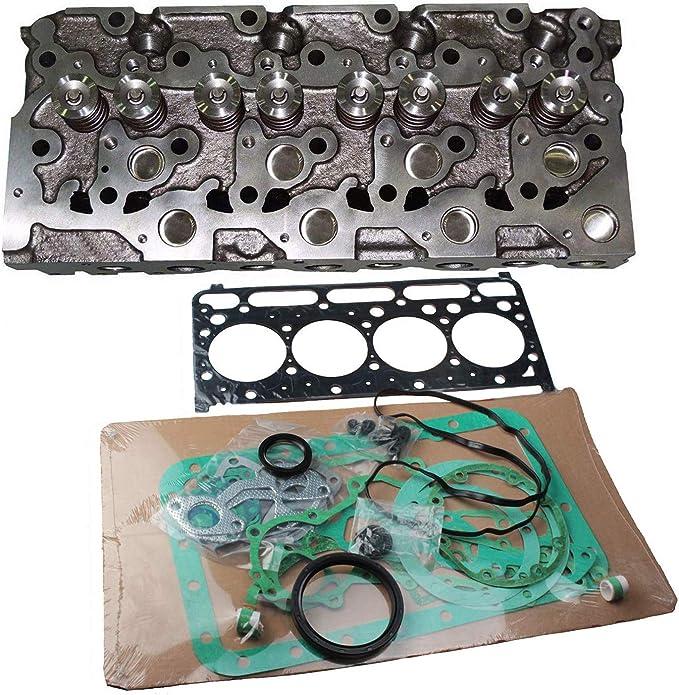 Fuel Injector 6722147 for Bobcat S150 S175 S185 S160 Kubota V2203 Engine