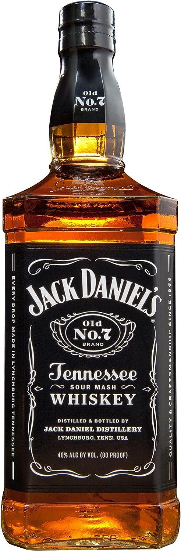 Jack DanielS Tennesse Whiskey Botella - 70 cl: Amazon.es ...