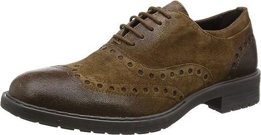 Geox U Kapsian A, Zapatos de Vestir para Hombre