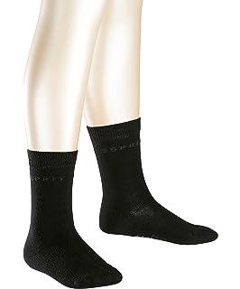 s.Oliver Boys Plain Calf Socks