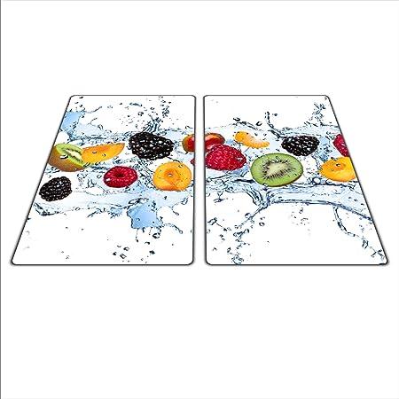 Compra Horno de cristal 2 x 29 x 52 para vitrocerámica/Inducción ...