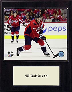 "product image for NHL Washington Capitals TJ Oshie Player Plaque, 12""x15"""