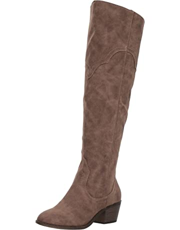 a9fde28323 Women's Over the Knee Boots | Amazon.com