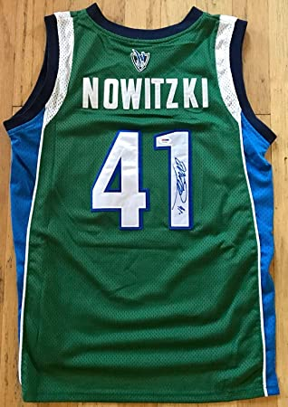973e92963 ... usa autographed dirk nowitzki jersey large coa psa dna certified  autographed nba jerseys 3873a 088aa