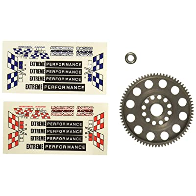 Robinson Racing 8572 72T Hardend Steel Spur Gear: Toys & Games