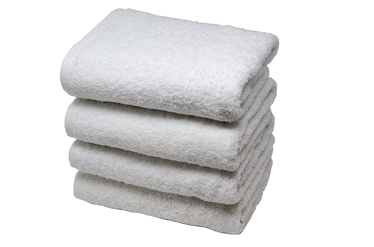 100% Turkish Cotton Extra Large (20 x 35 inch) Hand Towel Set of 4, for SPA, GYM, Hammam, Fitness and Sport, Oversized, XL, Large, Huge Big size Hand Towel, Premium Class, Luxury Hotel Series
