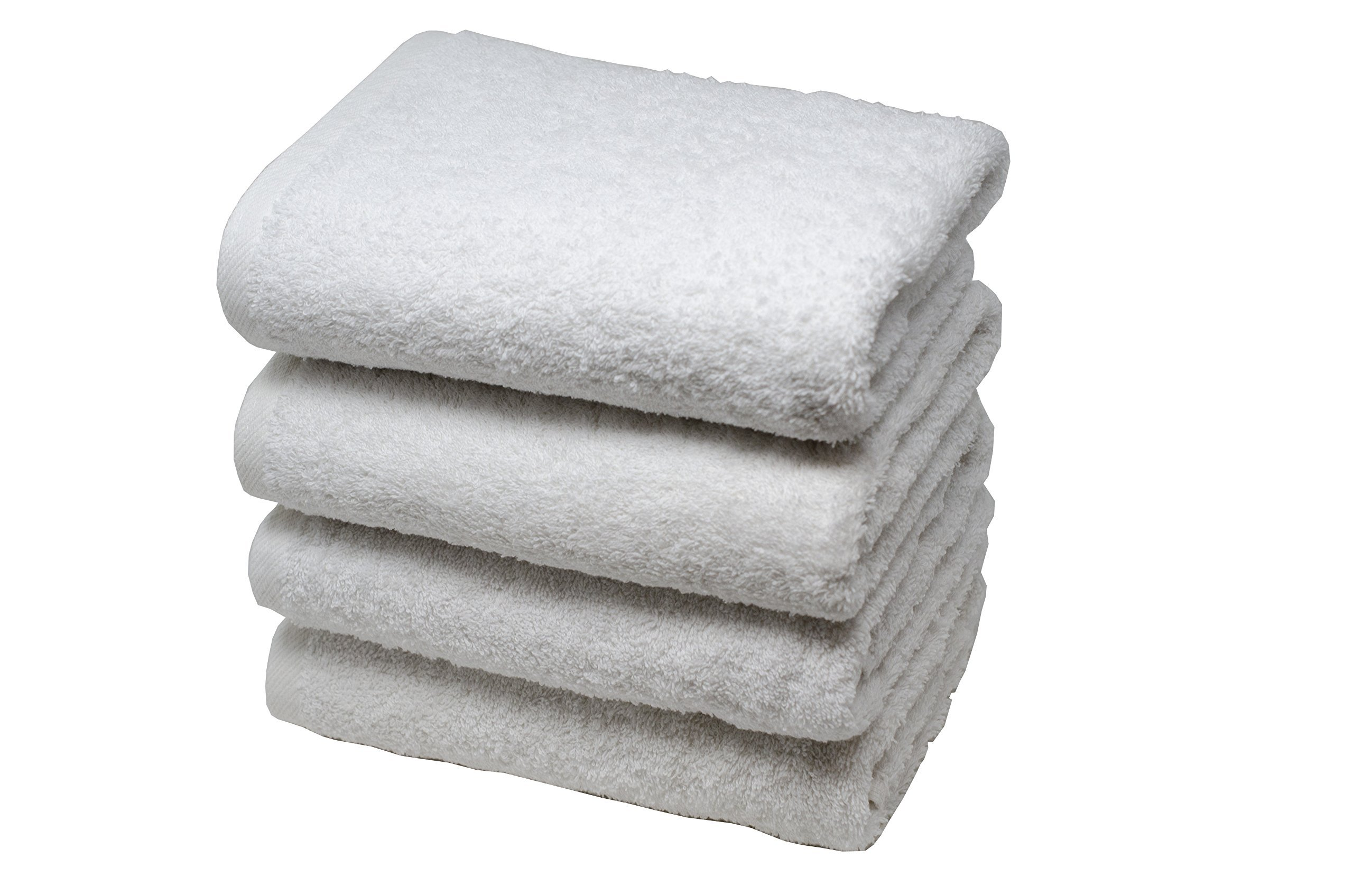 100% Turkish Cotton Extra Large (20 x 35 inch) Hand Towel Set of 4 Spa, Gym, Hammam, Fitness Sport, Oversized, XL, Large, Huge Big Size Hand Towel, Premium Class, Luxury Hotel Series