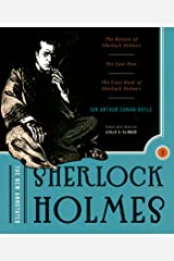 The New Annotated Sherlock Holmes: The Complete Short Stories: The Return of Sherlock Holmes, His Last Bow and The Case-Book of Sherlock Holmes (Vol. 2) (The Annotated Books) Kindle Edition