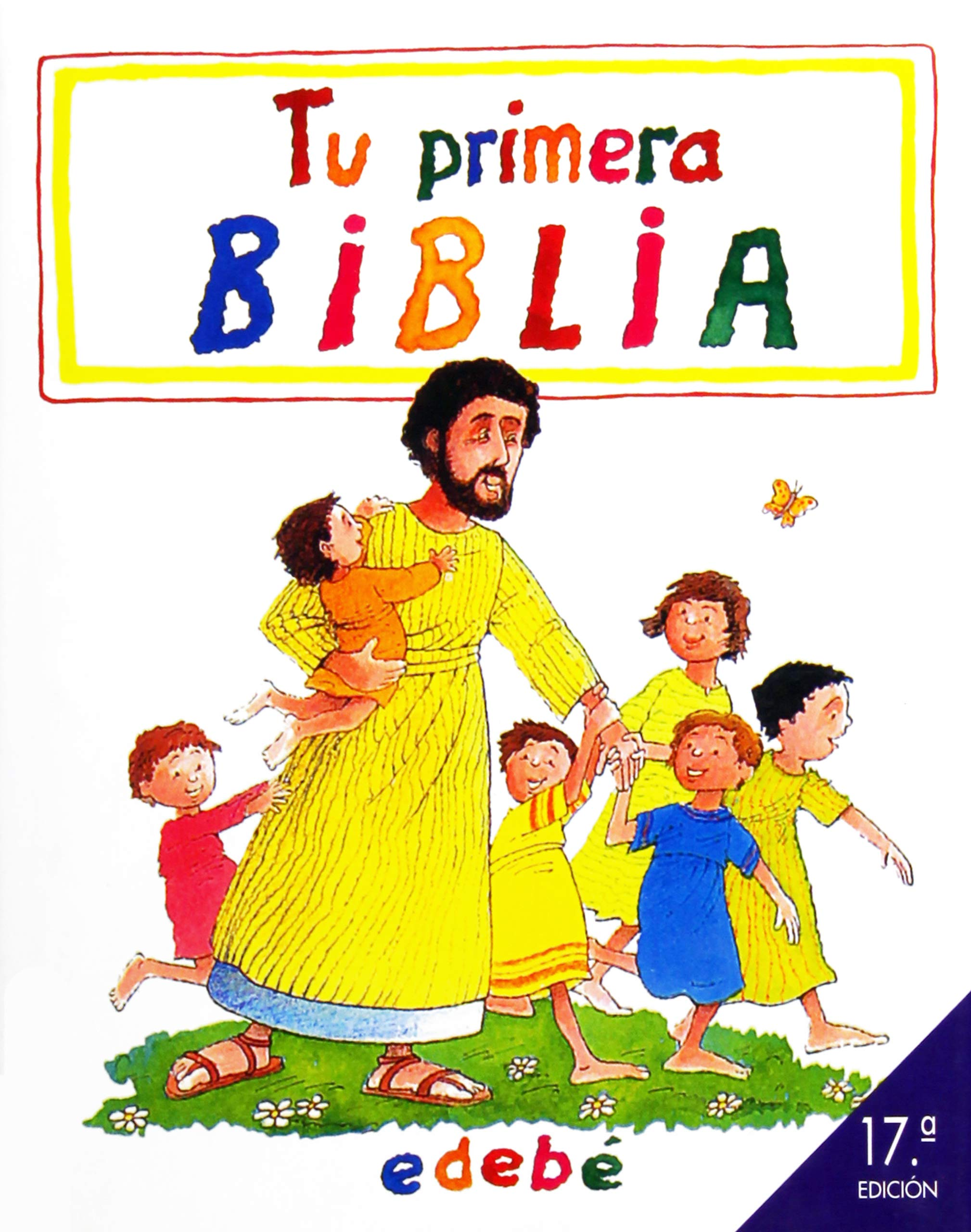 Tu primera Biblia (Spanish Edition) by Brand: Edebe