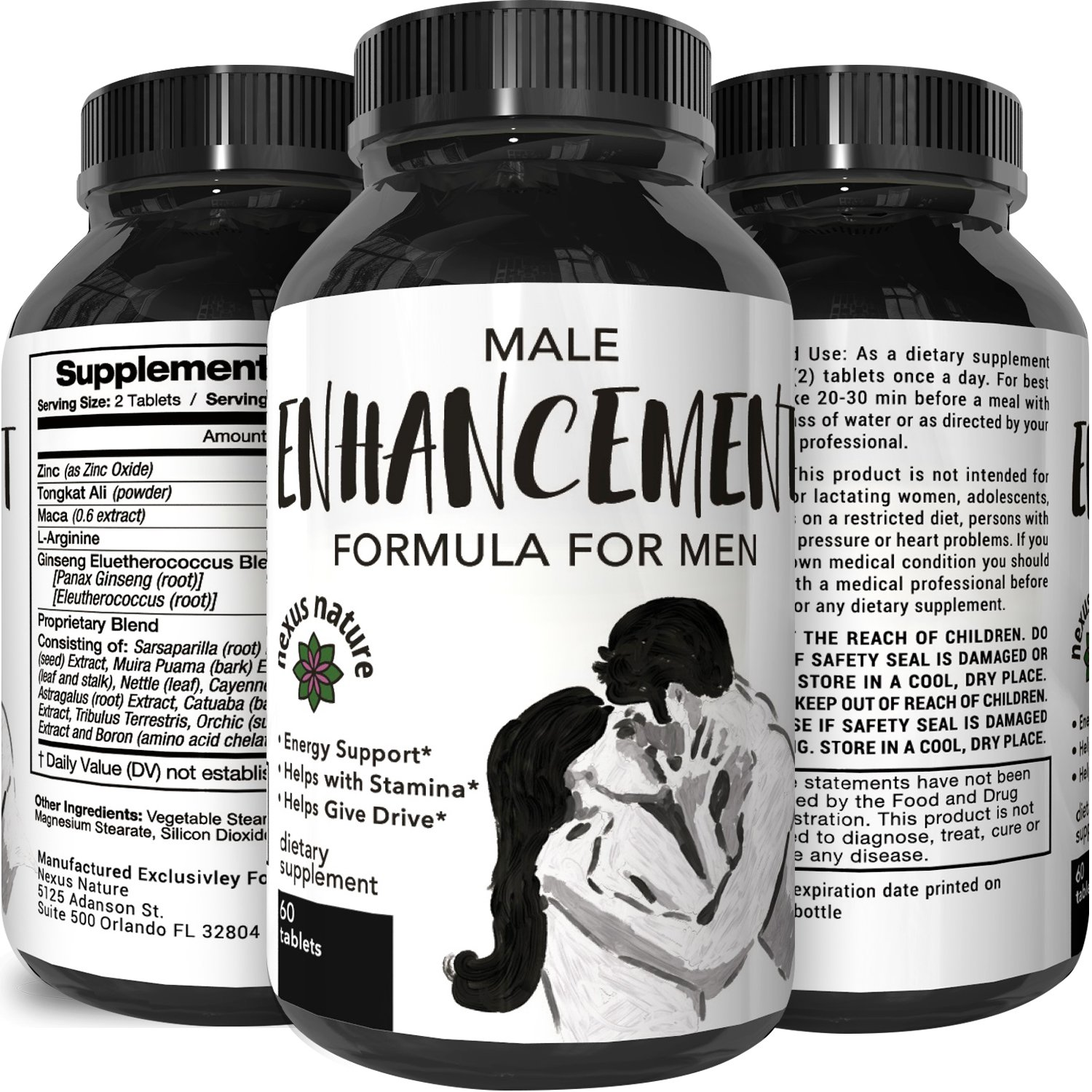 natural male sex drive enhancers