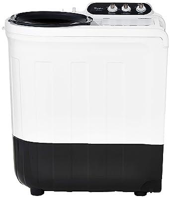 Whirlpool Ace 7.2 Supreme Semi-automatic Top-loading Washing Machine (7.2 Kg, Grey) Washing Machines & Dryers at amazon