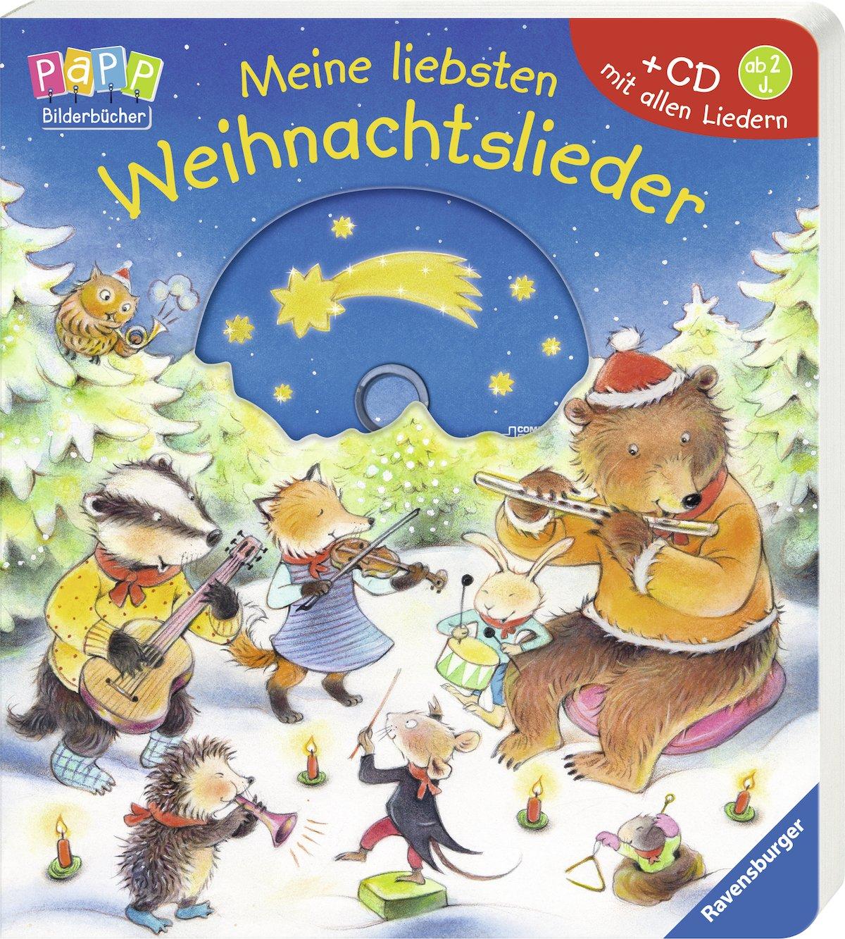 Meine liebsten Weihnachtslieder: Amazon.de: Rosemarie Künzler ...