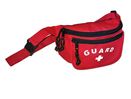 73159a7253dc Image Unavailable. Image not available for. Color  Kemp Lifeguard Fanny Pack