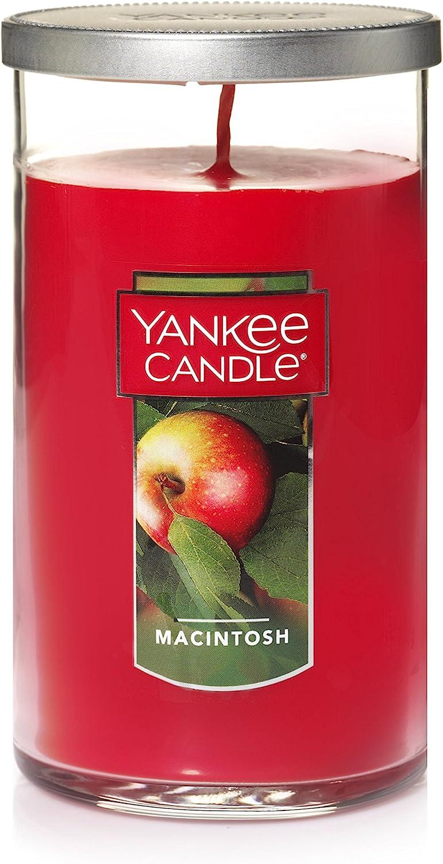 Yankee Candle Medium Perfect Pillar Candle , Macintosh