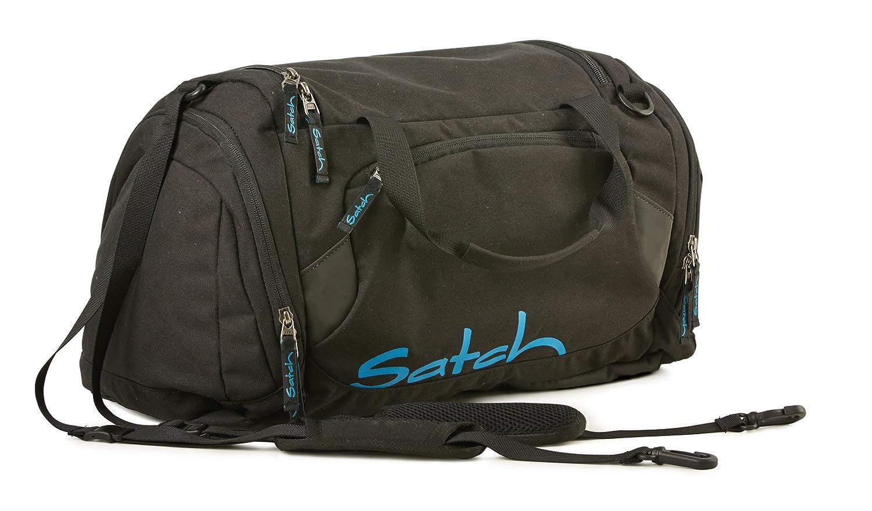 Schwarz SAT-BSC-001-801 SATCH Black Bounce Federmäppchen 22 cm
