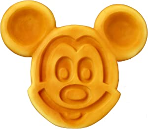 Mickey Mouse Waffle Magnet