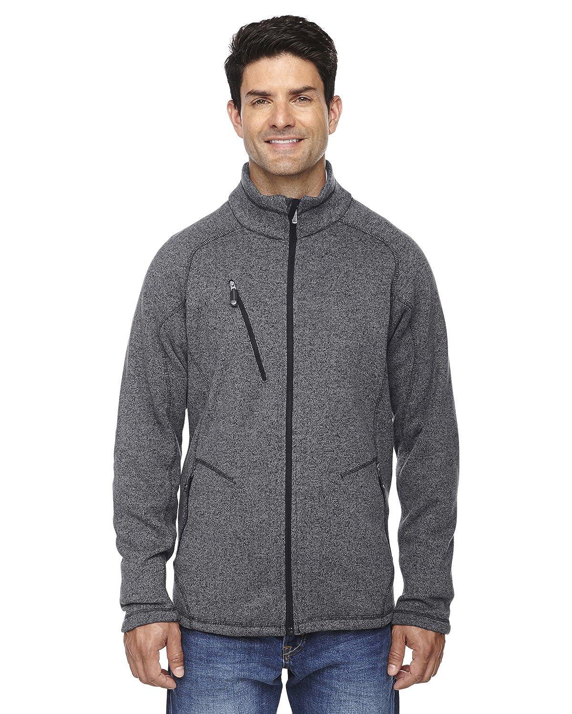 8ab1c1541 Amazon.com: North End Sport Men's Peak Sweater Fleece Jacket: Clothing
