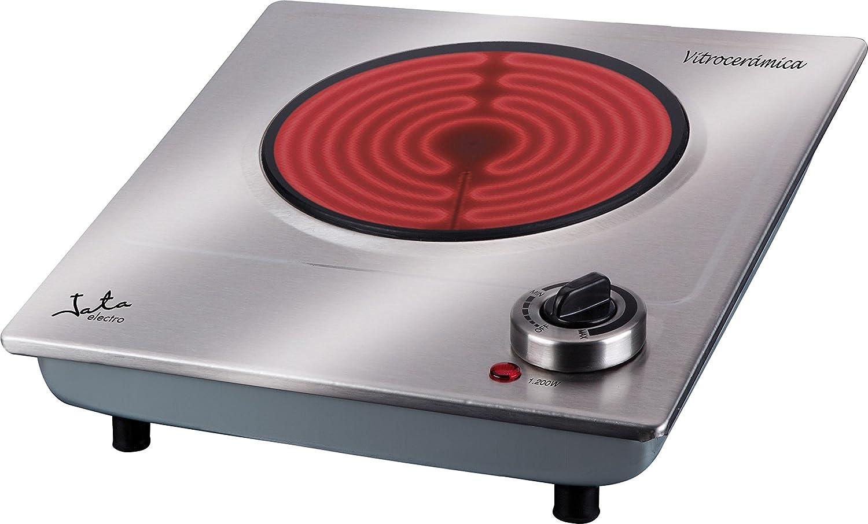 Jata V531 Vitroceramic Electric Hotplate