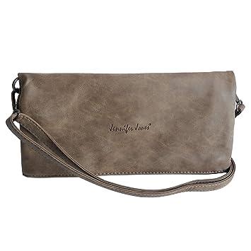 88e0f9098d5cd9 Umhängetasche foldable von Jennifer Jones - 2 Style Damen Handtasche ,  Damentasche , Schultertasche , Abendtasche