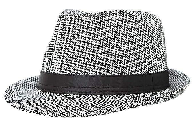 Cappello di Paglia Estivo Unisex Cappello di Lana Comodo Intrecciato A Mano  Cappello da Donna Berretto di Lino con Cappuccio da Berretto da Sole (Color    5 ... c2b38e083f2d