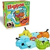 Hippos Gloutons - Jeu de societe pour enfants - Jeu rigolo de rapidité - Version française