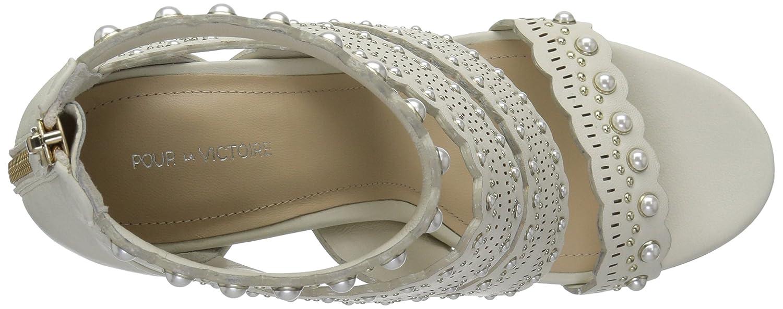 Bone Pour La Victoire Womens ELLURA Heeled Sandal 7.5 M US