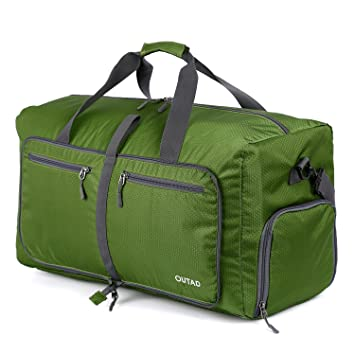 24e4cf2372e9 OUTAD Foldable Travel Sports Duffel Bag