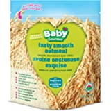 Baby Gourmet Organic Cereal - Tasty Smooth Oatmeal Cereal - Dairy Free, No Added Sugar or Salt, Non GMO, No Fillers…