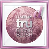 COVERGIRL truBlend Baked Powder Blush Deep Mauve, .1 oz